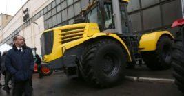 Трактор кирюша кировского завода технические характеристики