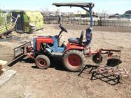 Трактор кмз 012 навесное оборудование