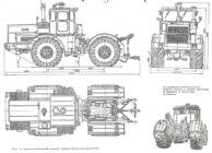 Трактор к 701 технические характеристики
