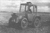 Минитрактора кировского тракторного завода
