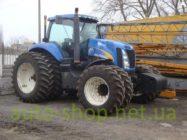 Трактор нью холланд т8040 технические характеристики