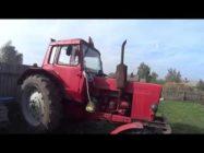 Обзор трактора мтз 80