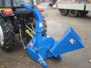 Навесная дробилка на трактор