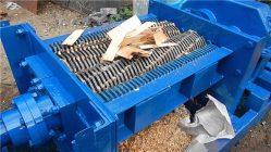 Шредер дробилка для дерева