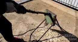 Дробилка для веток своими руками из болгарки