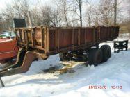 Прицеп для трактора т 150